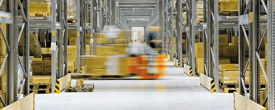 Short Term Warehousing Merseyside and Cheshire