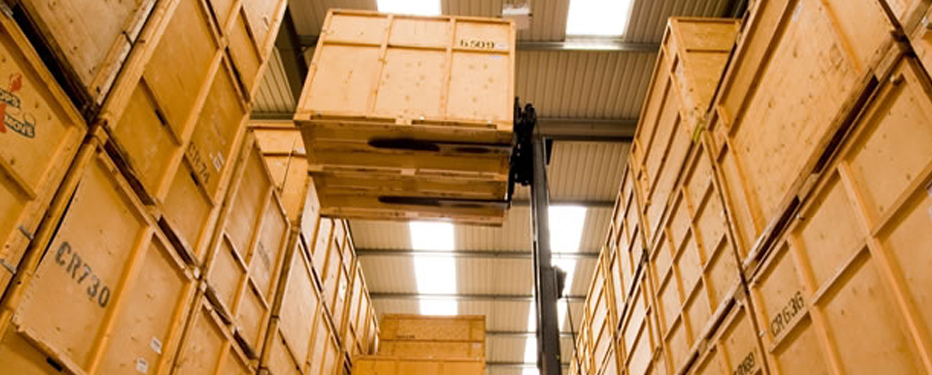 Warehousing and Distribution Services North West