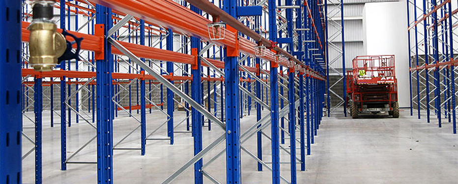 Flexible warehousing north west
